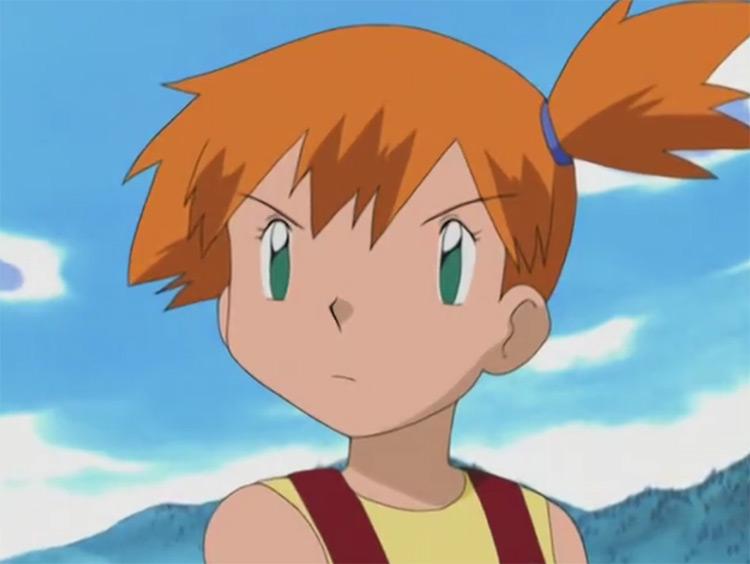 Misty Pokémon anime screenshot