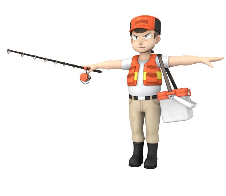 Fisherman Ralph Pokémon