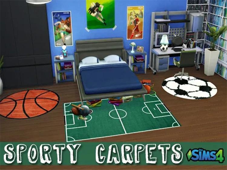 Sporty Carpets CC - TS4