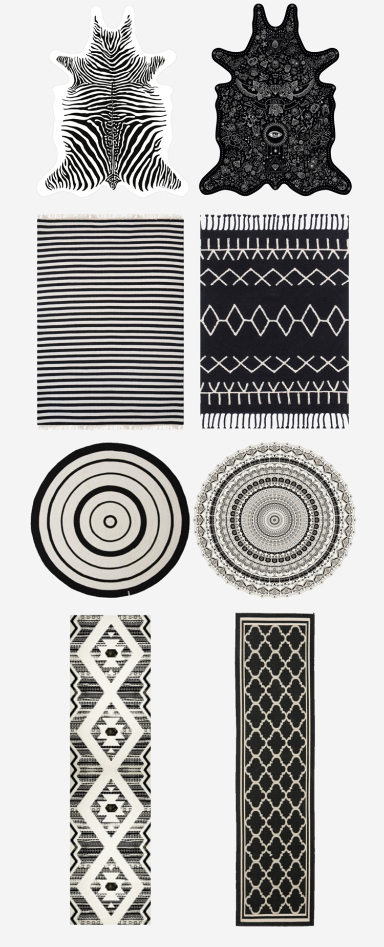 Rug Collection #5 for The Sims 4