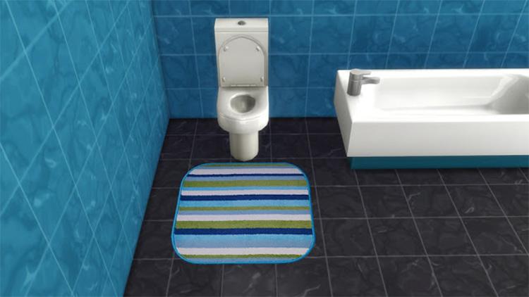 IKEA Bathroom Rug CC TS4