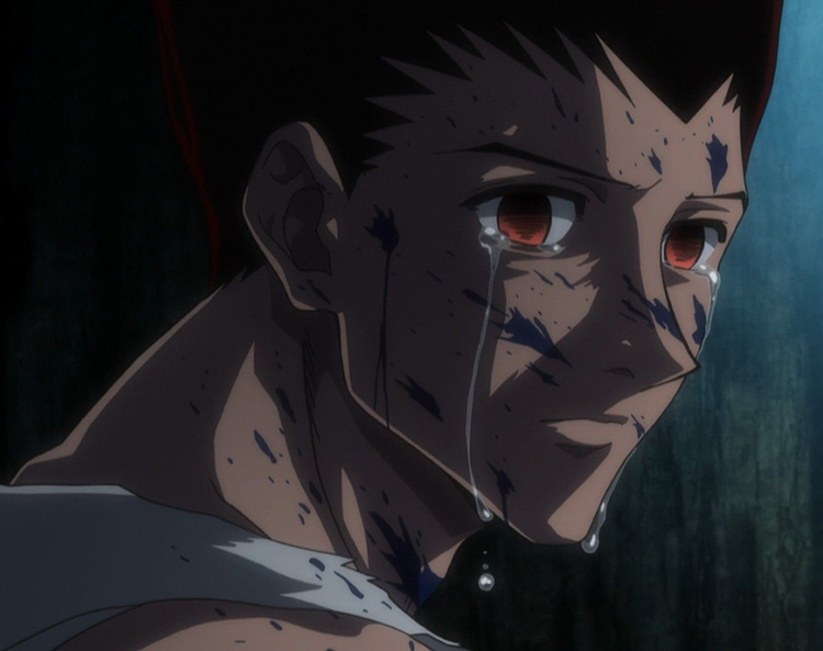 Gon in Episode 131 HxH