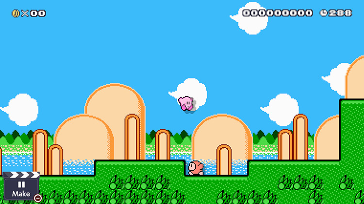 Kirby's Adventure Mod screenshot