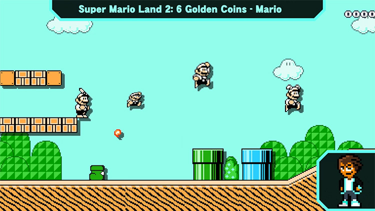 Super Mario Land 2 Mario mod screenshot