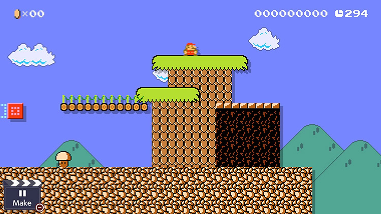 Lost Levels v1.0.1 WIP Super Mario Maker 2 mod