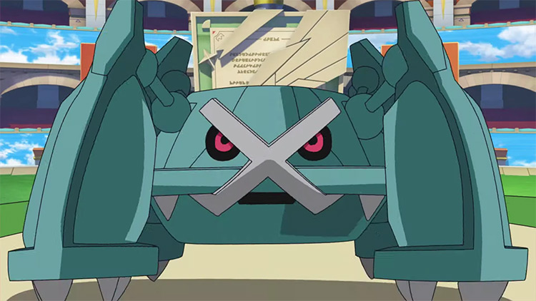Metagross in Pokémon anime