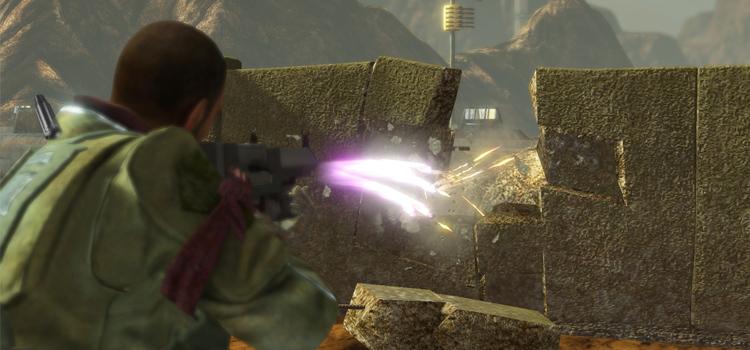 Red Faction: Guerilla Modded Screenshot