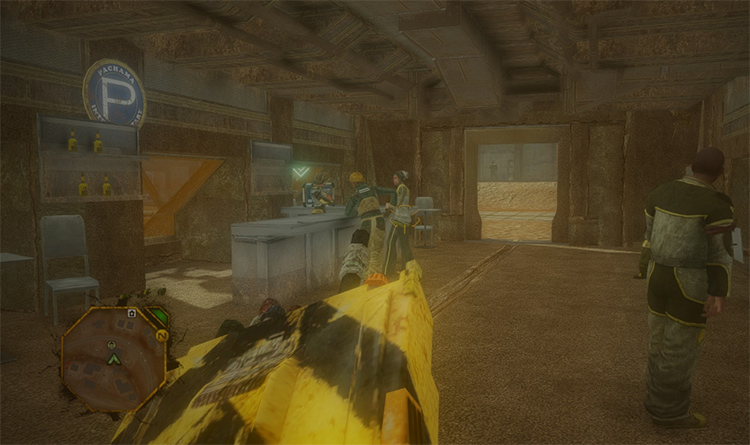 First person mod for RFG