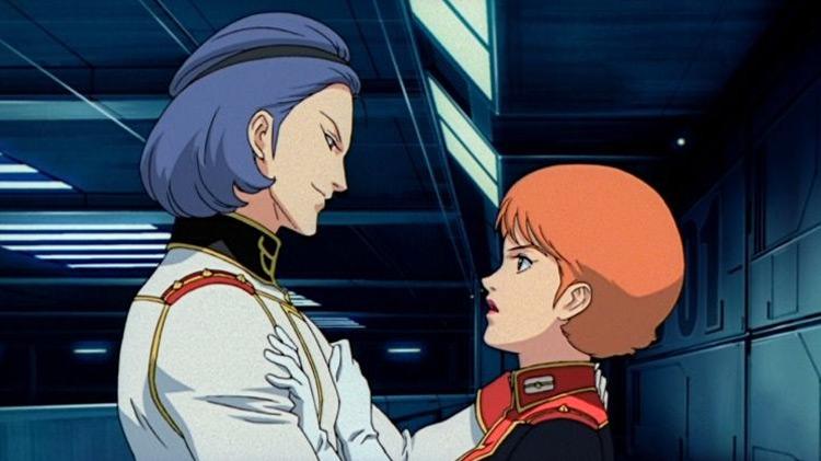 Reccoa Londe Joins the Titans scene in Mobile Suit Zeta Gundam