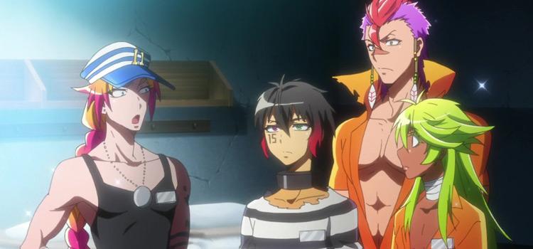 Nanbaka Inmates Screenshot Anime