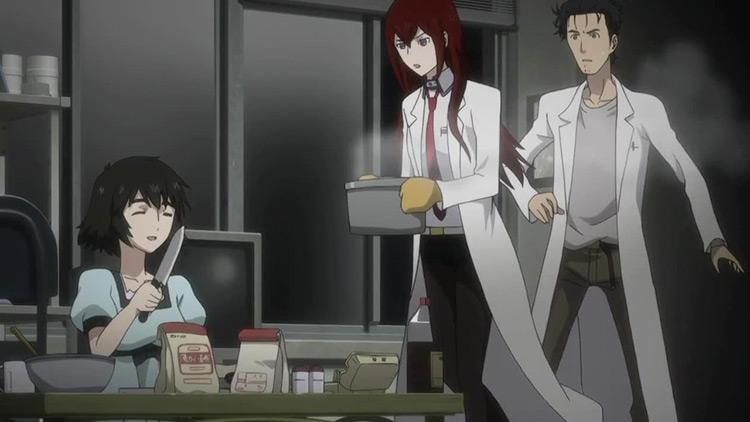 Steins; Gate anime