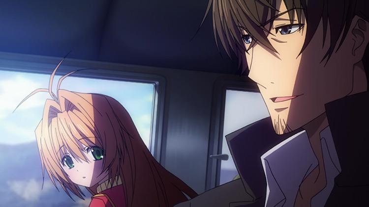 Sunday Without God (Kamisama no Inai Nichiyoubi) anime