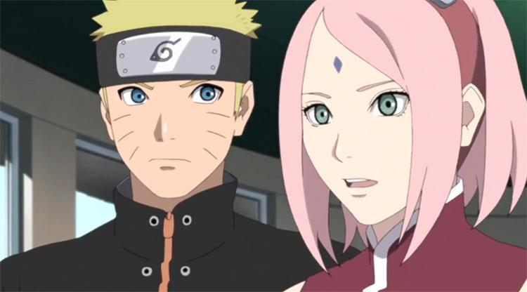 Naruto: Shippuden anime