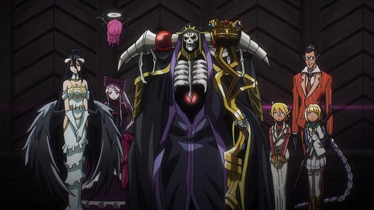 Overlord anime screenshot