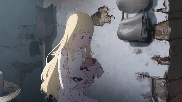 Maquia from Maquia: When the Promised Flower Blooms
