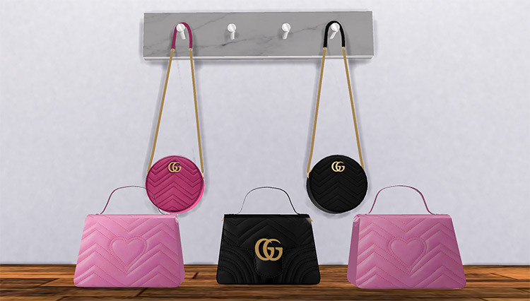 Marmont Bags + Hanger TS4 CC