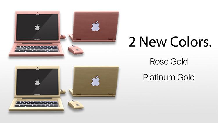 Schmapple SmacBook Pro TS4 CC