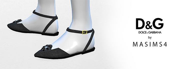 Dolce & Gabbana Flat sandals TS4 CC