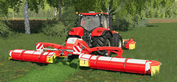 Best Mower Mods For Farming Simulator 19 (All Free)
