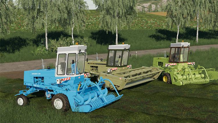 Fortschritt E303 Pack Farming Simulator 19 Mod