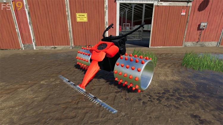 AEBI CC36 Farming Simulator 19 Mod