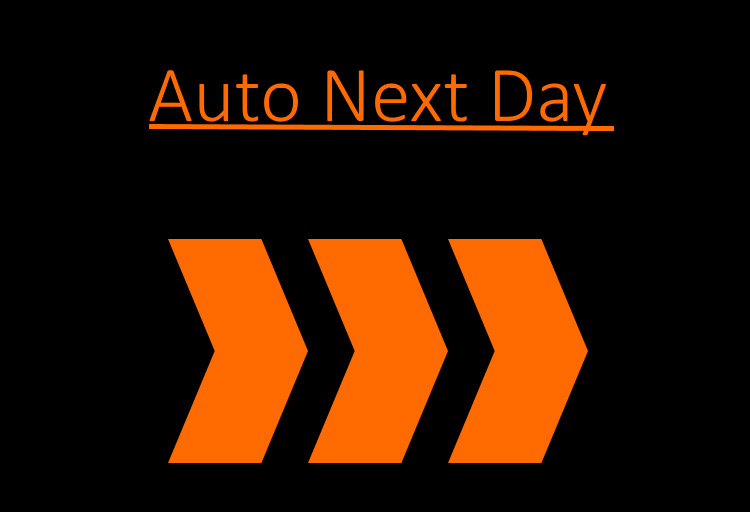 Auto Next Day Mod for Startup Company