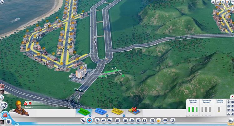 New RCI 1.1 SimCity 2013 Mod
