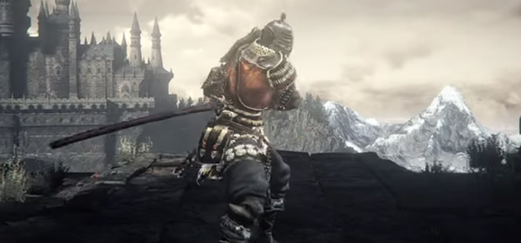 Chaos Blade weapon in DS3