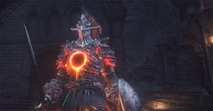 Lothric Knight Sword DS3