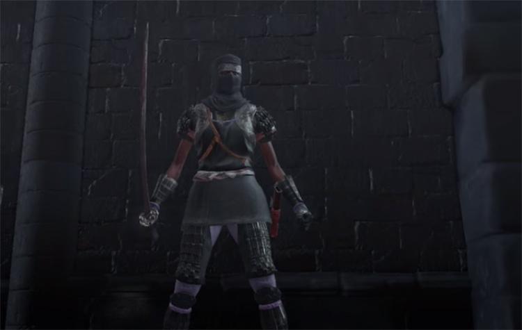 Chaos Blade in Dark Souls 3