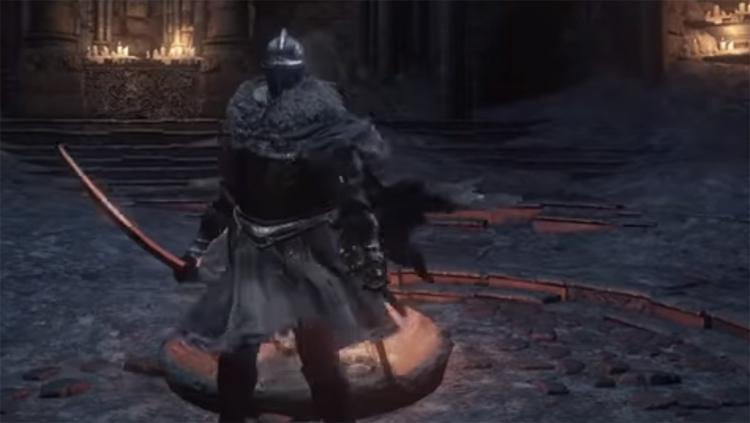 Onikiri and Ubadachi in Dark Souls 3