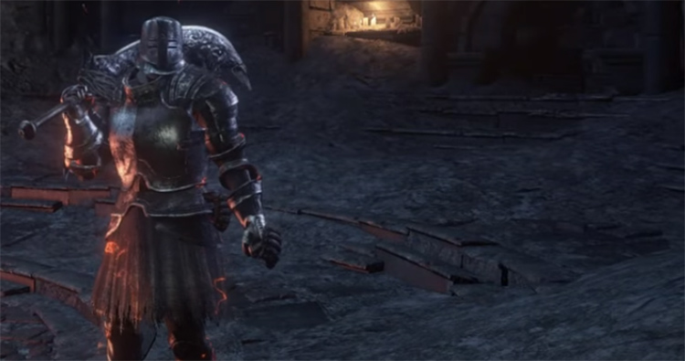 Old Wolf Curved Sword DS3