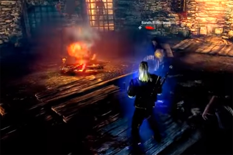 Better Combat Mod for Witcher 2