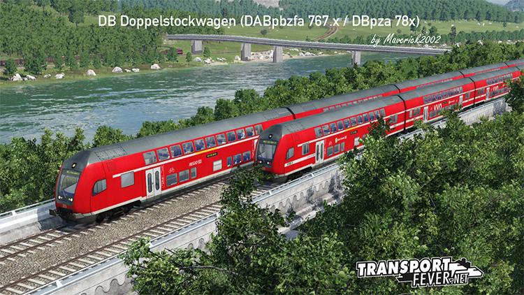 DB Doppelstockwagen Mod