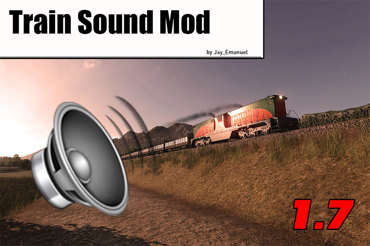 Train Sound Mod for Transport Fever 2