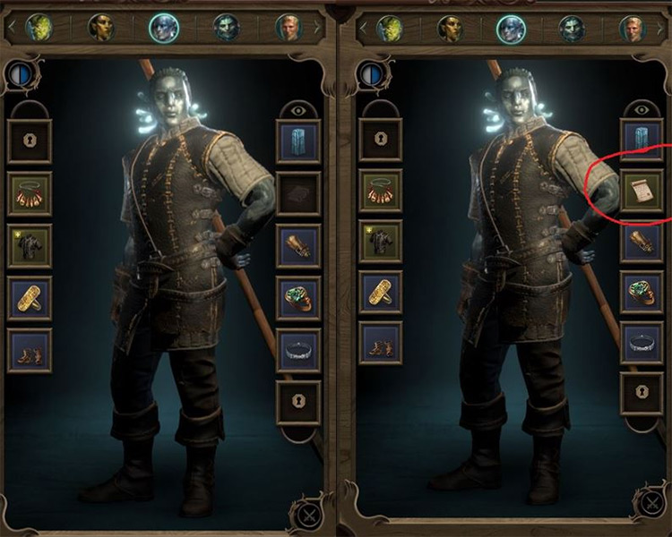 Trinkets Pillars of Eternity II Mod