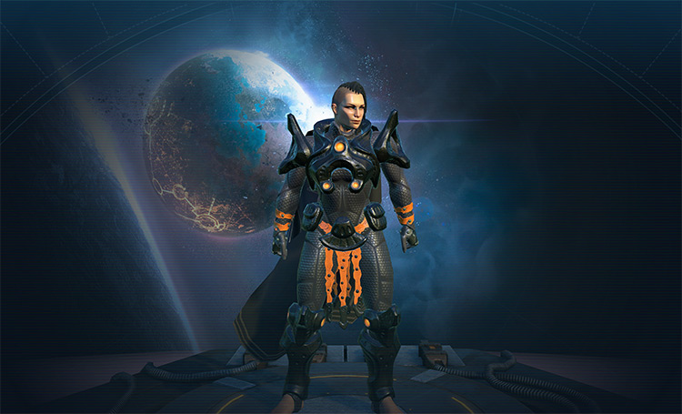 Extended Commander Customization AoW Planetfall Mod