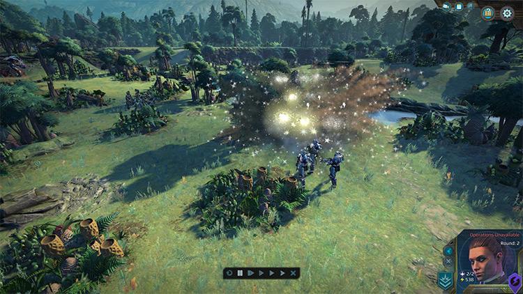 More Boom Age of Wonders: Planetfall Mod