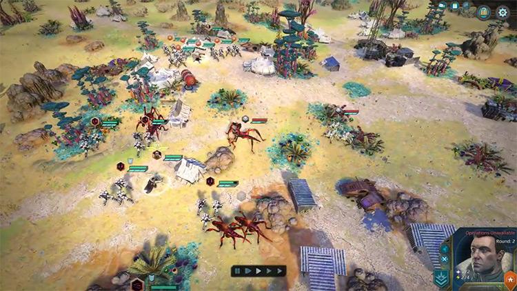 More Sectors Mod screenshot