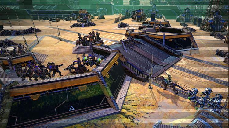 ColonialGuard Age of Wonders: Planetfall Mod