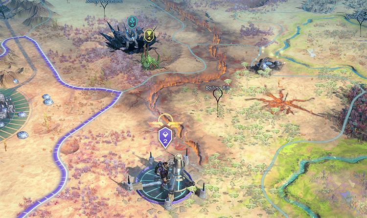 Banners Update Age of Wonders: Planetfall Mod