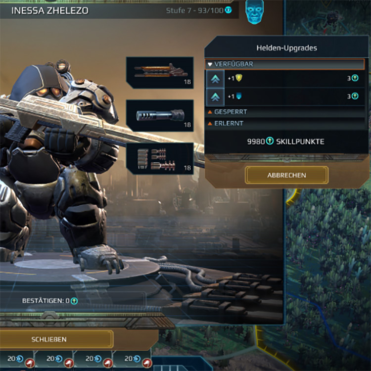 Level Ups Are Stronger AoW Planetfall Mod