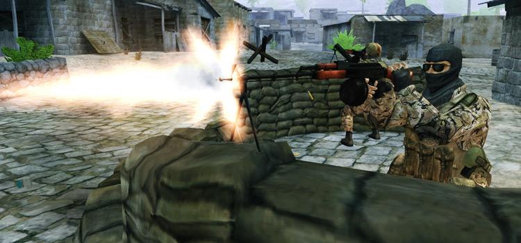 Battlefield 2 Combat Mod Preview