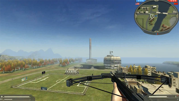 BF2: Sandbox Mod for Battlefield 2