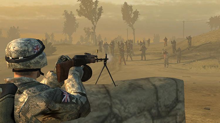 Omnicide Battlefield 2 Mod