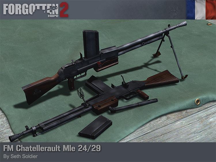 Forgotten Hope 2 Battlefield 2 Mod