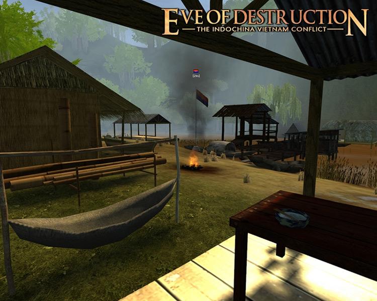 Eve of Destruction 2 BF2 Mod