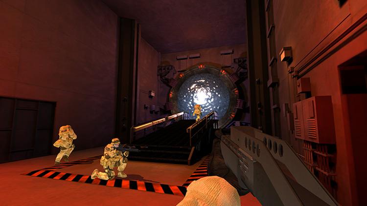 Stargate: The Relief Battlefield 2 Mod