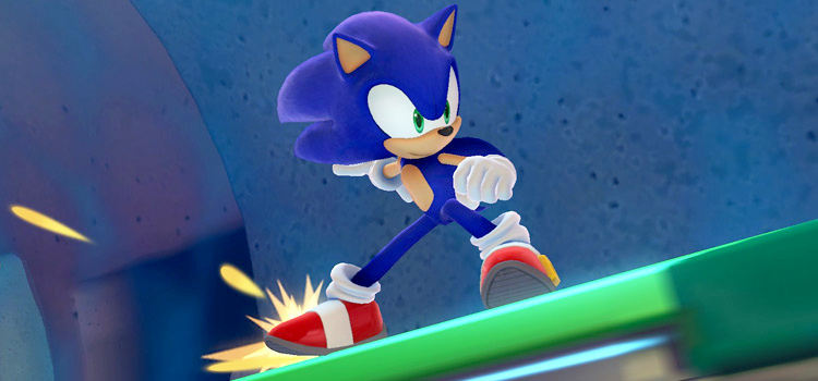Altered Sonic Textures in Sonic: Lost World