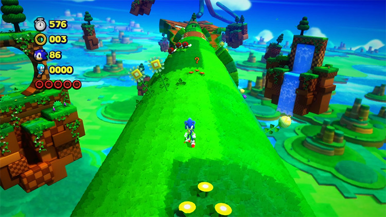 Sonic Lost World Reshaded Sonic Lost World Mod